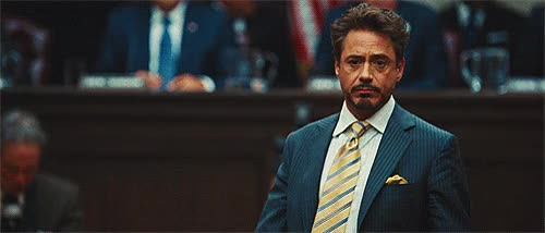 Watch Iron Man/Tony Stark/RDJ GIF on Gfycat. Discover more robert downey jr GIFs on Gfycat