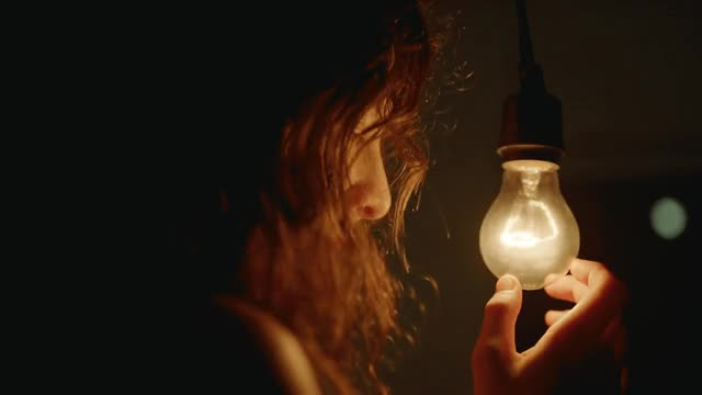 Watch this crazy GIF by The GIF Smith (@sannahparker) on Gfycat. Discover more Lorde, crazy, daze, light bulb, perfect places, trance GIFs on Gfycat
