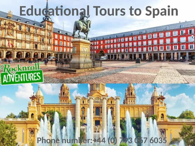 Watch and share Spain School Trips GIFs and Travel GIFs by RocknRoll Adventures Ltd on Gfycat