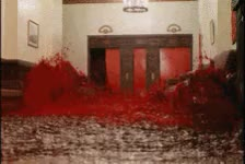 Watch and share Shining Blood Elevator Photo: Wheeeeeee Shining.gif GIFs on Gfycat