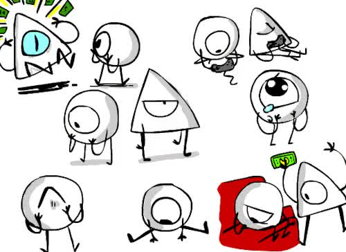 Watch and share Missys Doodles GIFs and Nuclear Throne GIFs on Gfycat