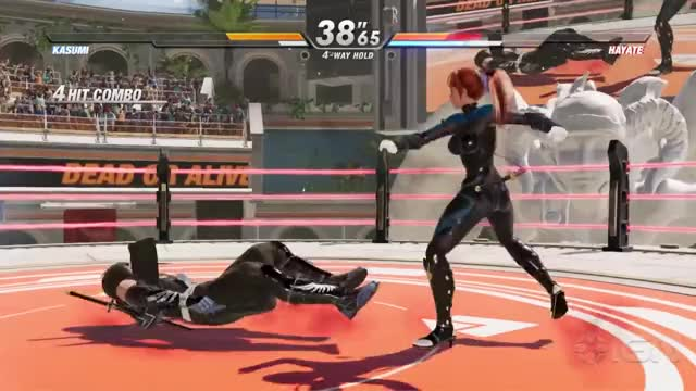 Watch and share Dead Or Alive 6 GIFs and Team Ninja GIFs on Gfycat