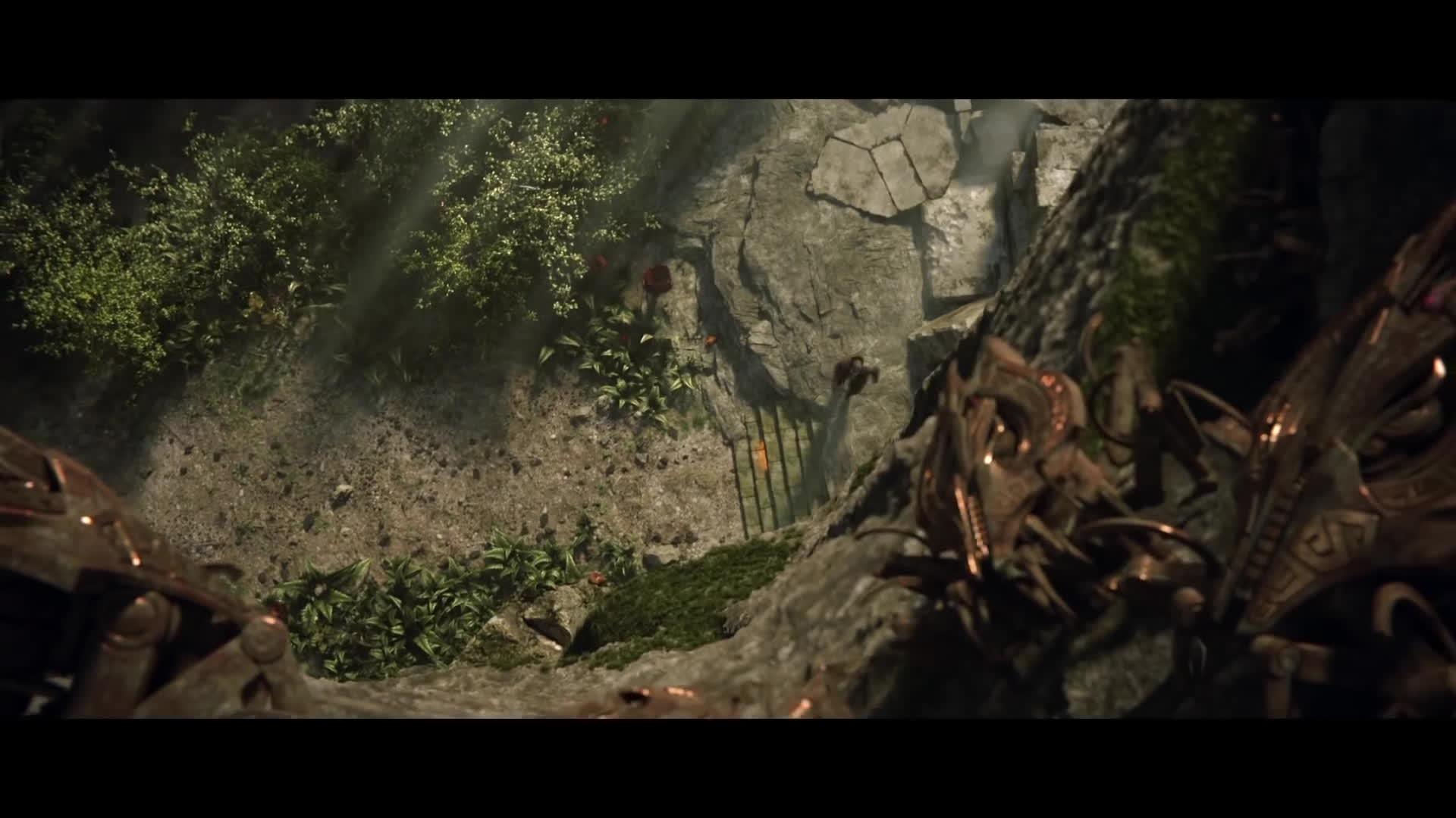 bethesda softworks, eso, the elder scrolls online, The Elder Scrolls Online: Morrowind Announcement Trailer GIFs