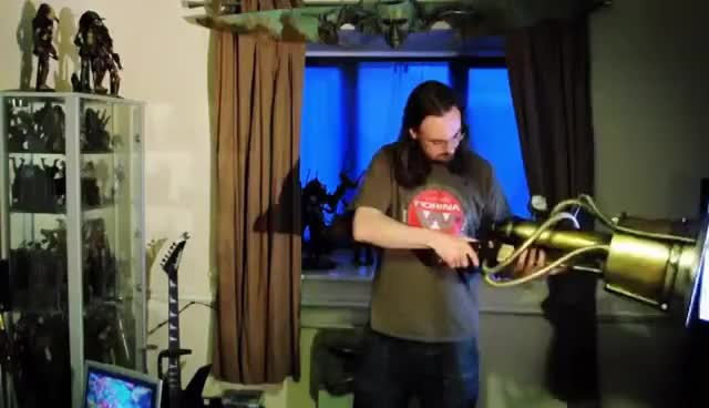 Watch Steampunk Gun GIF on Gfycat. Discover more steampunk gun GIFs on Gfycat