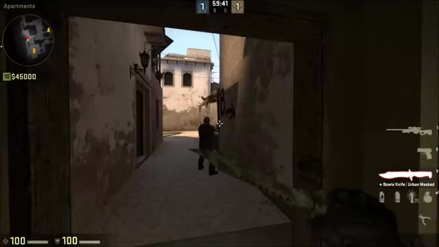 Useful mirage wallbang (for Ceh9)