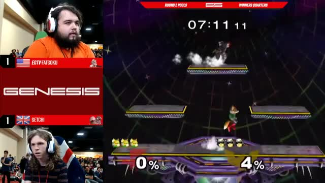 Watch and share MeleeEveryday Playing Super Smash Bros. Melee - Twitch Clips GIFs by benrachman on Gfycat