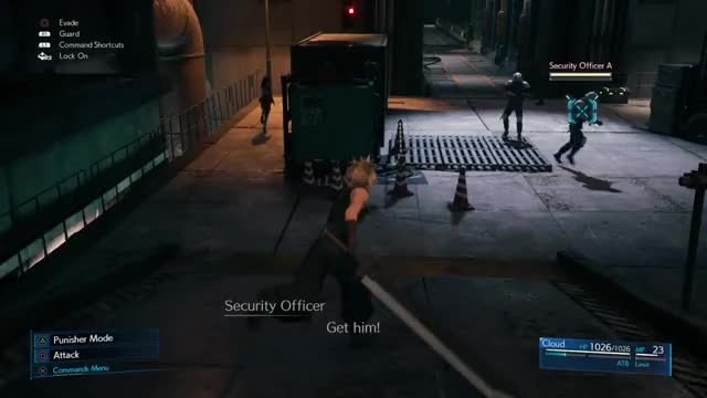 Watch and share FINAL FANTASY VII REMAKE DEMO 20200302154408 GIFs by konchepasov on Gfycat
