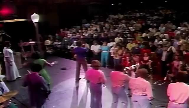 HD Remastered - Michael Jackson On Stage With James Brown GIFs