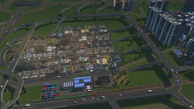 Watch and share Cities Skylines 2018.09.22 - 05.59.23.05.DVR GIFs by ananashund on Gfycat