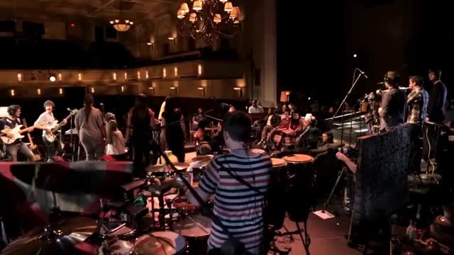 Watch and share Snarky Puppy Feat. Lalah Hathaway - Something (Family Dinner - Volume One) GIFs on Gfycat