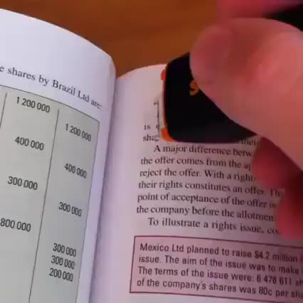 Watch and share Pen That Allows You To Scan Textbooks For Notes GIFs by tothetenthpower on Gfycat