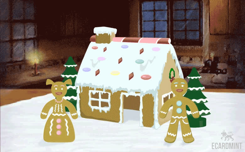 Christmas, Funny, Gingerbread, facepalm, lol, smh, Mr & Mrs Gingerbread GIFs