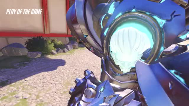 Watch and share Overwatch GIFs and Reinhardt GIFs by sickfotch on Gfycat
