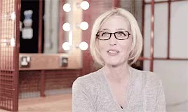 Watch and share Gillian Anderson GIFs and 47th Bday GIFs on Gfycat