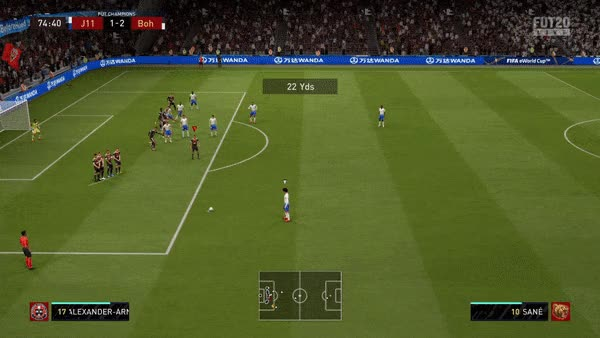 Watch and share FIFA 20 20200510122953 GIFs on Gfycat