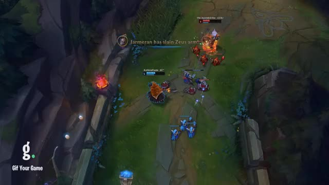 Watch Champion Kill 13: RuthlessPanda kills The Ascended One GIF by Gif Your Game (@gifyourgame) on Gfycat. Discover more Gaming, Gif Your Game, GifYourGame, Kill, League, League of Legends, LeagueOfLegends, LoL, RuthlessPanda GIFs on Gfycat