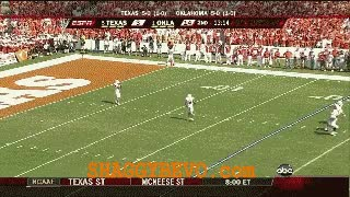 Watch and share Jordan Shipley Kickoff Return TD GIFs on Gfycat