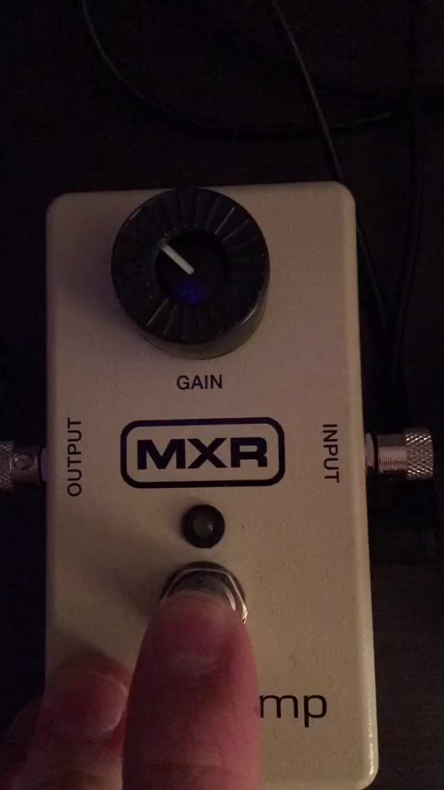 Watch and share I Changed The LED On My Micro Amp To RGB (reddit) GIFs on Gfycat