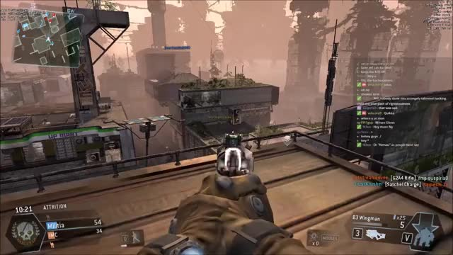 Watch and share Titanfall GIFs by velocirofl on Gfycat
