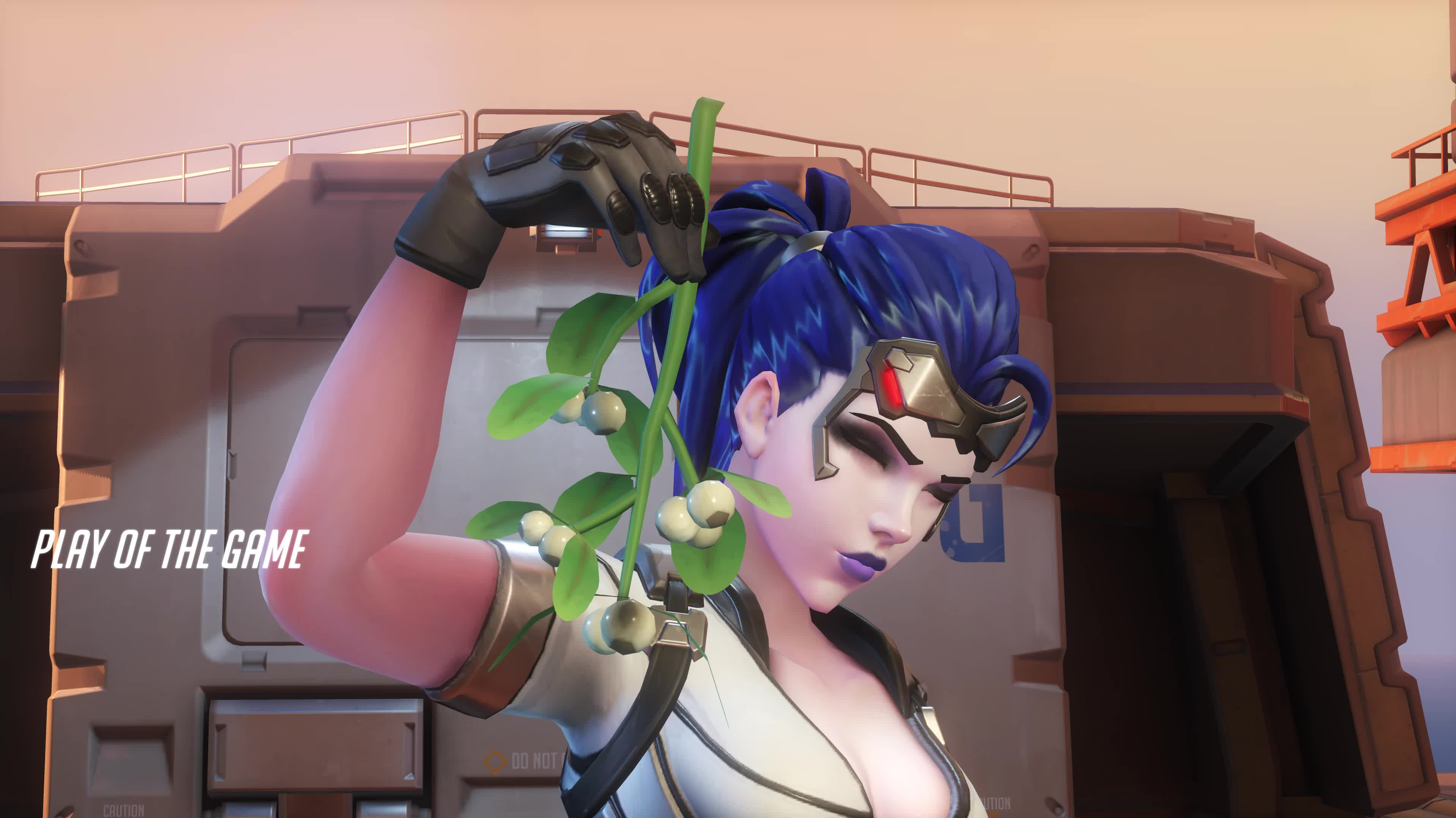 highlight, overwatch, potg, widowmaker, Oops,  your team is dead now GIFs