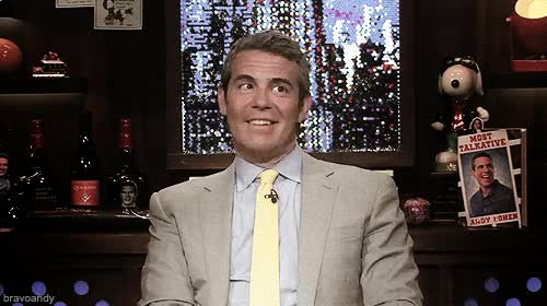 Watch and share Andy Cohen GIFs on Gfycat