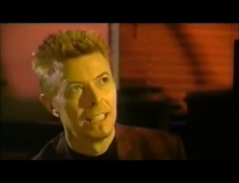 David Bowie interview on his Coke use (+ footage of