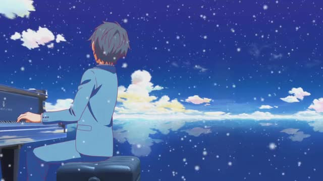 Watch [Spoiler][Lie in April FINAL ep] Duet Kousei Kaori GIF on Gfycat. Discover more Anime, Barriers Bridges, Duet (Composition Type), People & Blogs, Piano (Musical Instrument), Violin (Musical Instrument), Your Lie In April GIFs on Gfycat