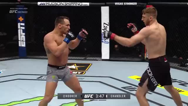 Watch and share Michael Chandler GIFs and Dan Hooker GIFs on Gfycat