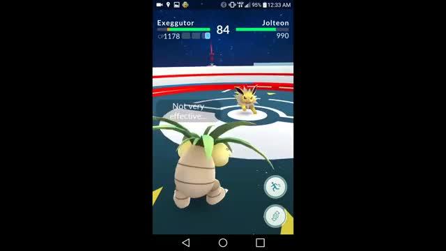 Watch and share PokemonGo-GymBattle GIFs by dizzypw on Gfycat