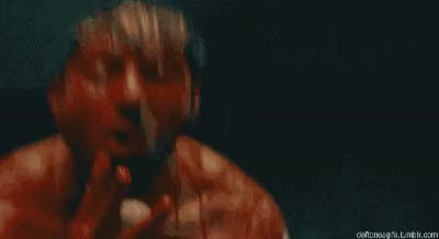 Watch and share You've Seen The Butcher Chino Moreno Gif GIFs on Gfycat