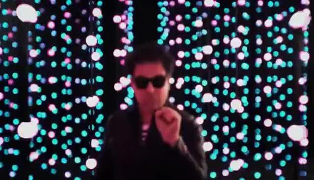 Watch and share Andrés Calamaro - La Noche  (videoclip Oficial) GIFs on Gfycat
