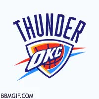 Watch NBA: Oklahoma City Thunder GIF on Gfycat. Discover more related GIFs on Gfycat