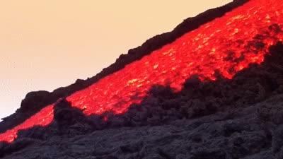 Pacaya Volcano, Guatemala [1080p HD] GIFs