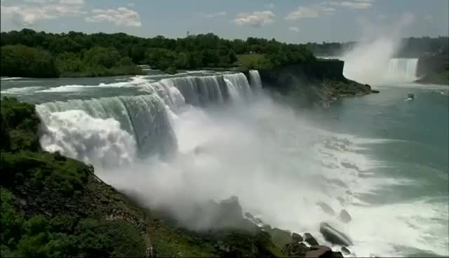 Watch and share Unbelievable!!! Niagara Falls World's Most Beautiful Waterfalls GIFs on Gfycat
