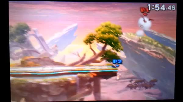 Watch Nice Bouncing Fish kill (reddit) GIF by @ddaannoo on Gfycat. Discover more MBUyt0n, smashbros GIFs on Gfycat