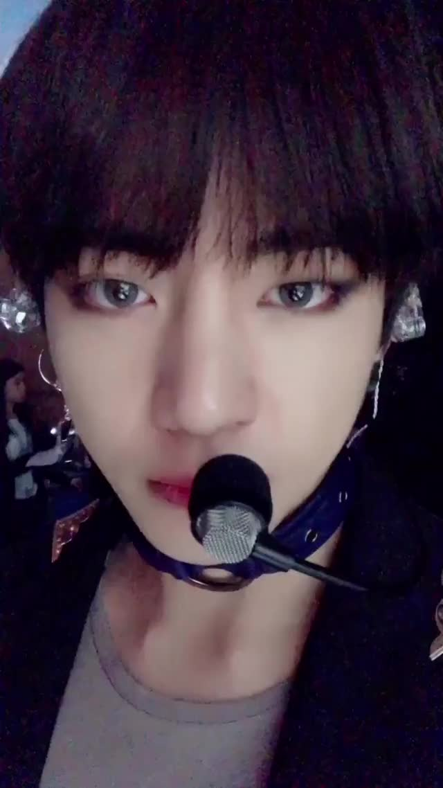 Watch and share Taehyung In Choker An Educational Thread - GIFs by missbabav on Gfycat