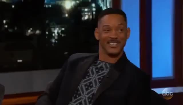 Watch and share Will Smith Borrowed Gas Money From A Fan GIFs on Gfycat