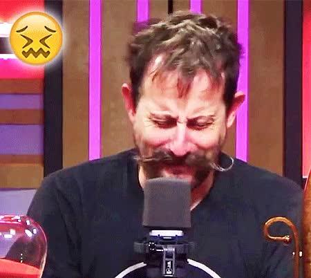 Watch AH Members & Emojis - Geoff Ramsey[Part 1] GIF on Gfycat. Discover more achievement hunter, ah, ahedit, ahemoji, bleh, geoff, geoff ramsey, mystuff, rooster teeth, rt, rtah, rtedit, this took waay longer than expected GIFs on Gfycat