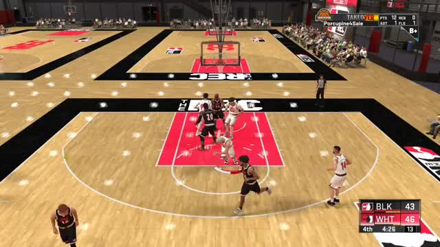 Watch and share Porcupine4Sale NBA2K20 20190908 17-09-55 1 GIFs on Gfycat