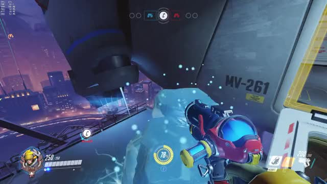 Watch and share Wall Same Level As Mei GIFs on Gfycat