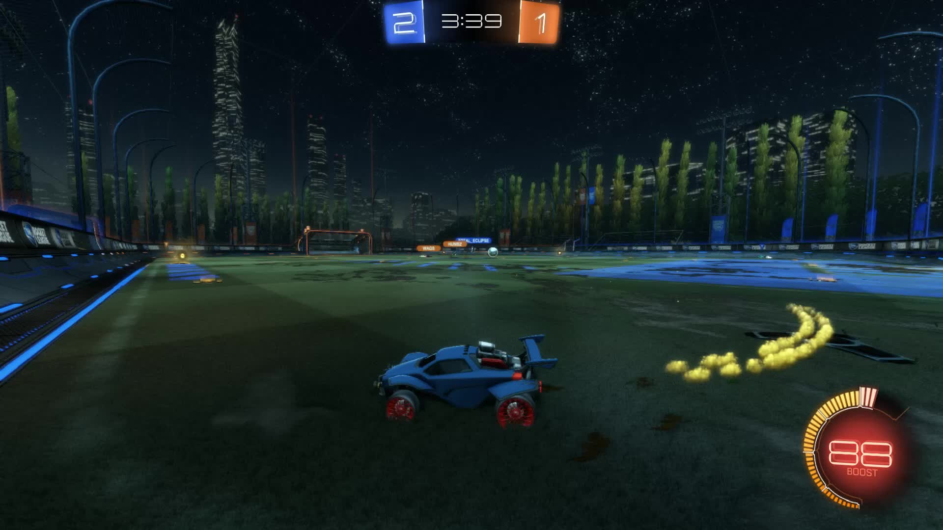 Gif Your Game, GifYourGame, Goal, Rocket League, RocketLeague, Tack, Goal 4: Tack GIFs