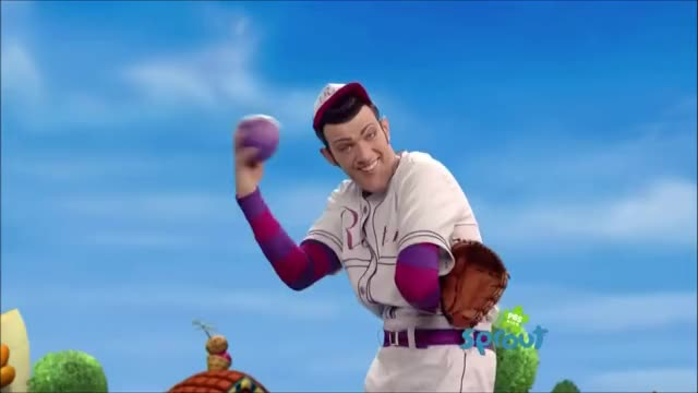 Watch and share Lazytown Theory GIFs on Gfycat