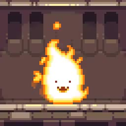 Watch Excited fire GIF on Gfycat. Discover more animation, characters, pixel, pixel art GIFs on Gfycat
