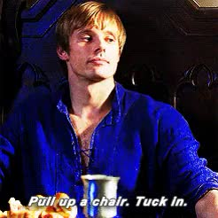 Watch and share Arthur Pendragon GIFs and Merlin Season 4 GIFs on Gfycat