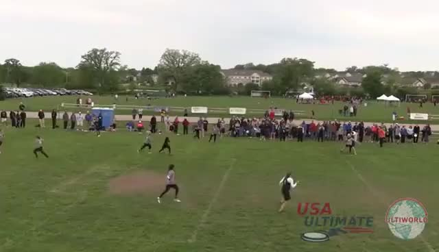 Watch doesnotfindman GIF on Gfycat. Discover more frisbee GIFs on Gfycat