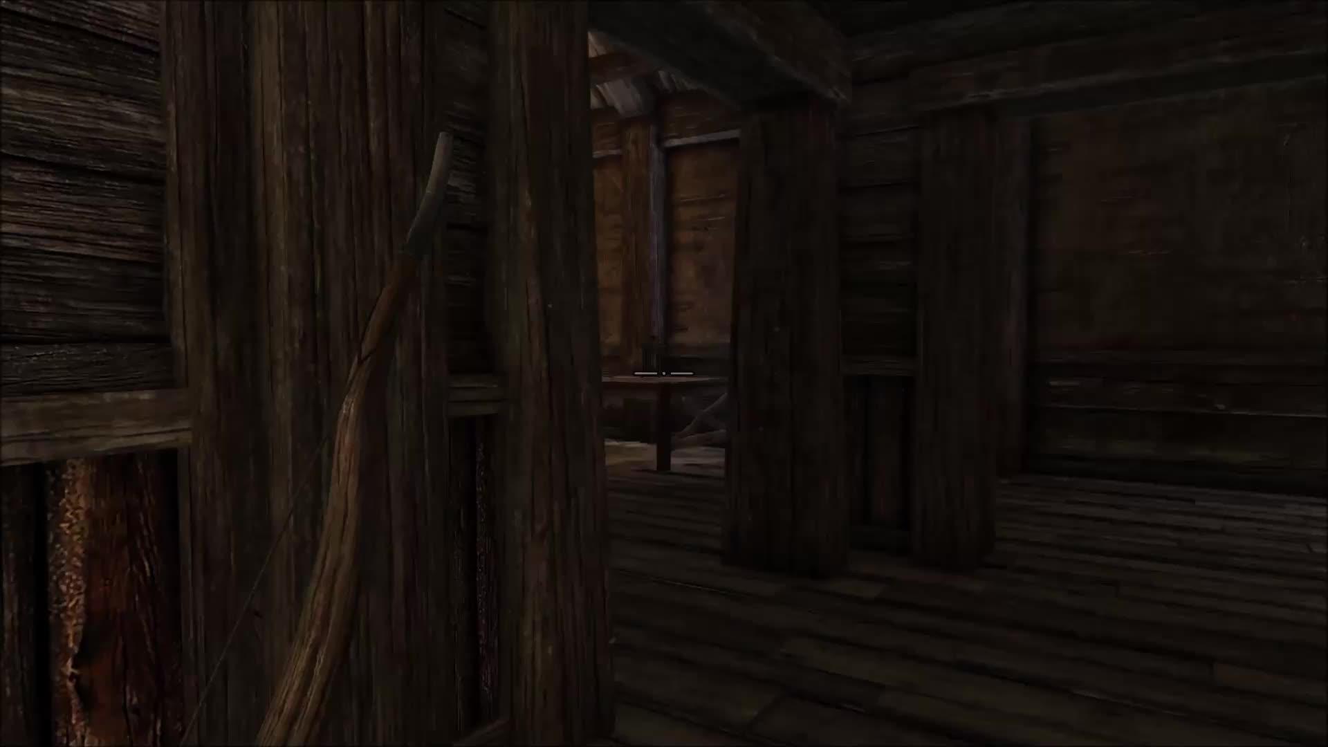elder scrolls, skyrim, anybody there GIFs