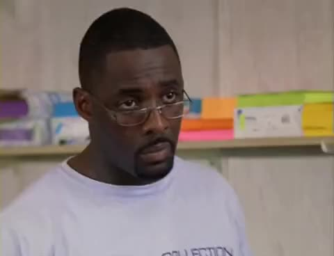 Watch and share The Wire - Stringer Tells Wee Bey He Shot A Cop GIFs on Gfycat