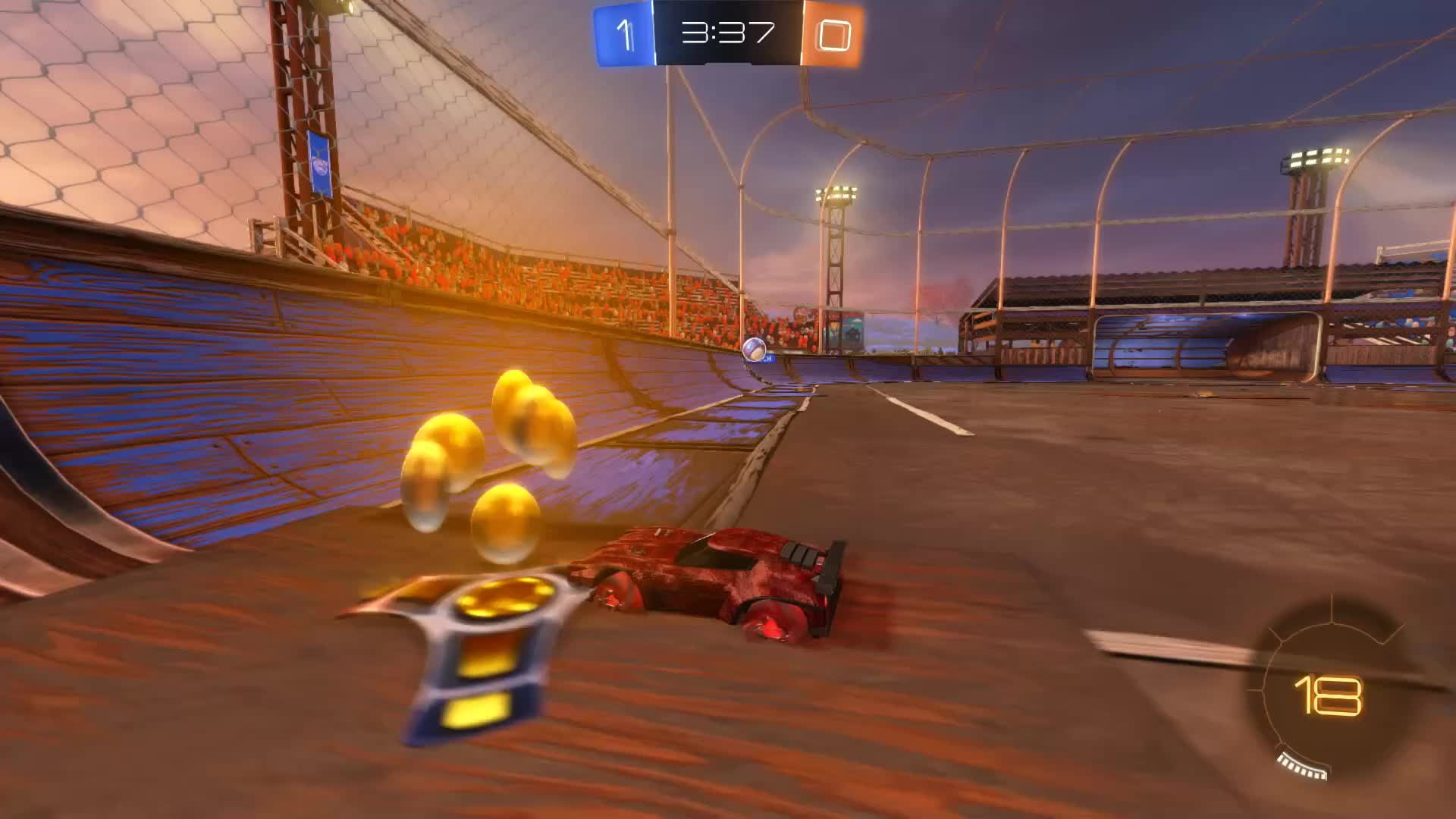 Gif Your Game, GifYourGame, Goal, Rocket League, RocketLeague, [CARBON] [ISUK] Viran, Goal 2: [CARBON] [ISUK] Viran GIFs
