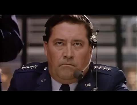 Watch and share War Games 1983 Defcon 3 To Defcon 2 GIFs on Gfycat