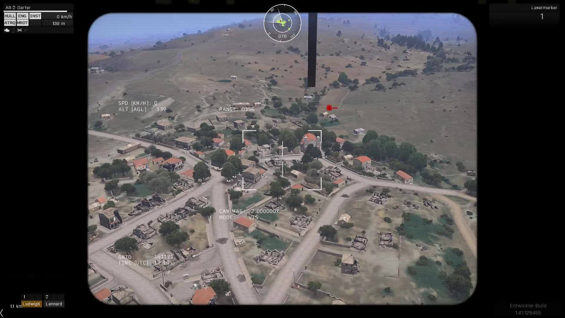 arma, I love the amount of stuff that gets calculated in Arma (laser guided bomb) (reddit) GIFs